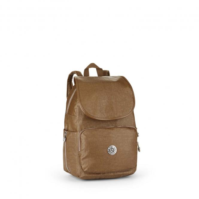 Basic Twisted Kleiner Rucksack Twisted Brown