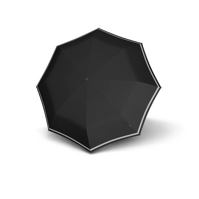 Automatischer Reflective Taschenschirm Rain