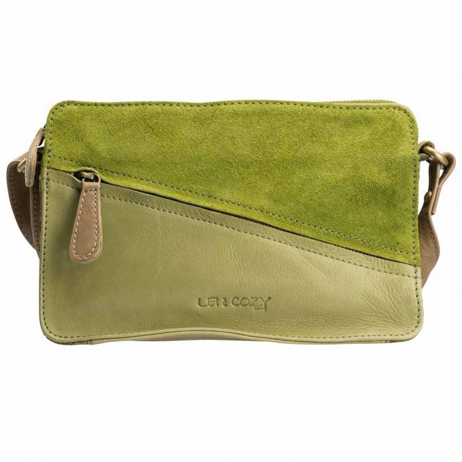 Handtasche Olive