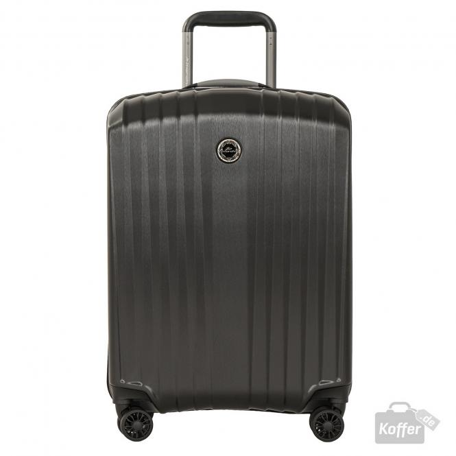 Cabin Trolley S 4w Black (Brushed)