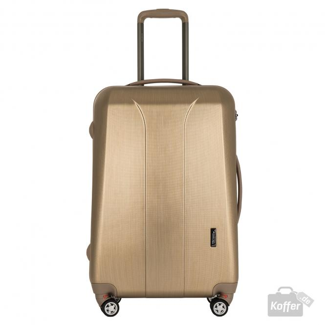 Trolley M 4W gold brushed