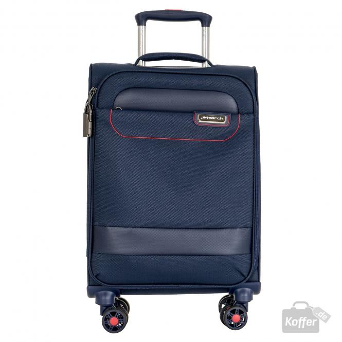 Trolley S Cabin Navy / Red