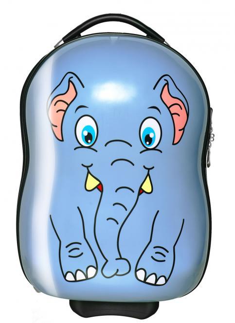 Kinderkoffer Elefant