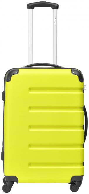 Koffer L Gelb