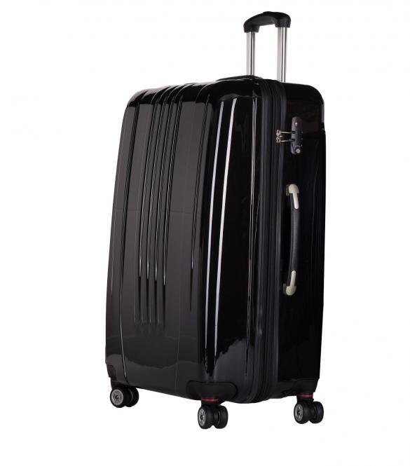 Premium Koffer L Schwarz