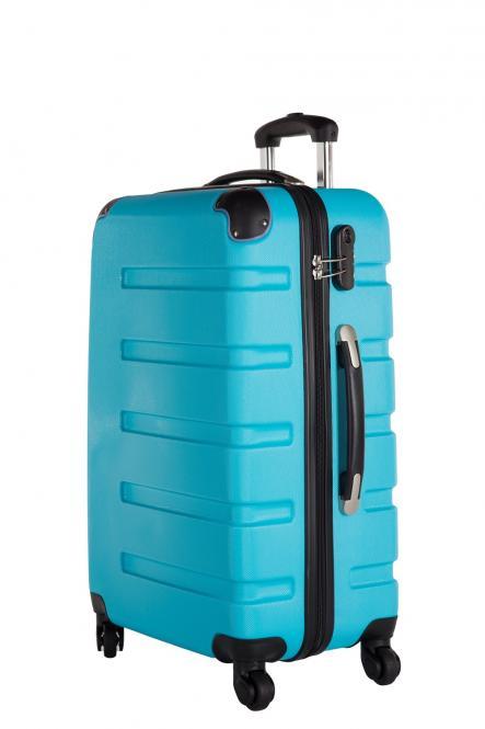 Koffer XL Blau