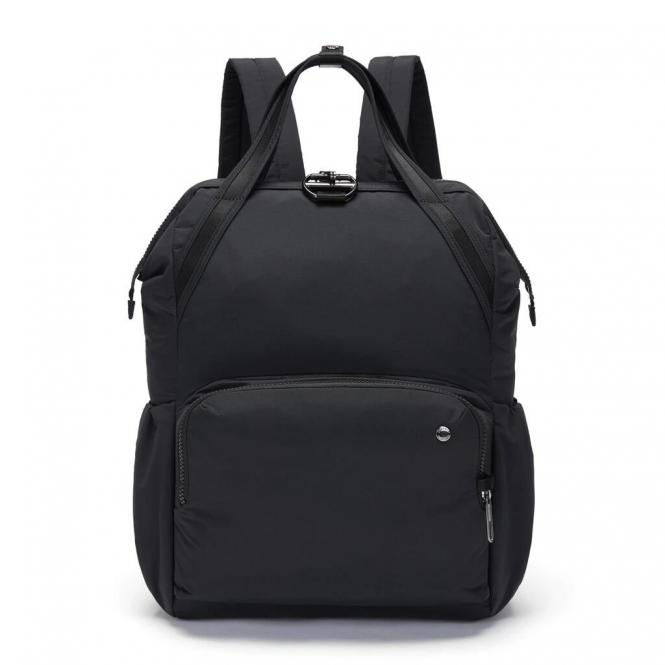 Anti-Theft 17L Rucksack Econyl® Black