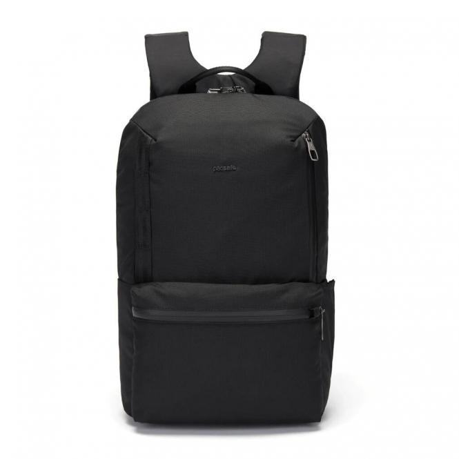 Anti-Diebstahl Rucksack 20L Black