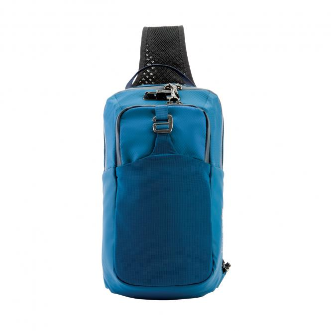 Sling Pack mit RFID-Schutz Blue Steel