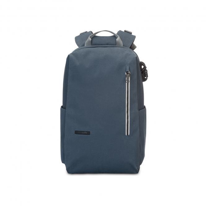 "Backpack Anti-theft 15"" Laptop Rucksack Navy Blue"
