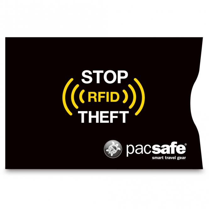 25 RFID-blockierende Kartenhülle (2-er Pack)