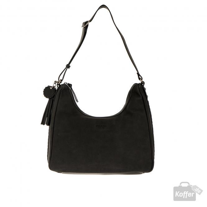 Damentasche 2485 Schwarz