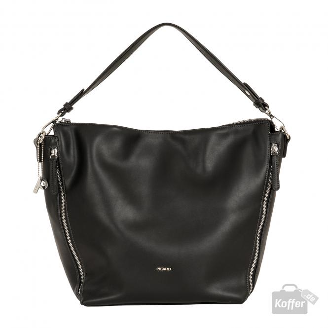 Damentasche 2509 Schwarz