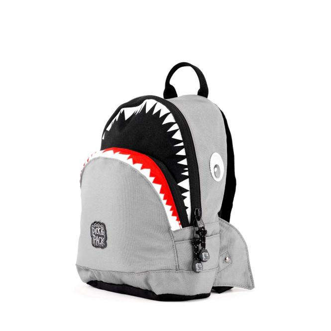 Backpack S Grey