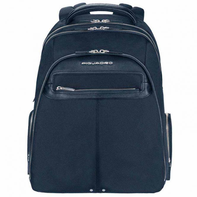 """Laptop Backpack 15"""" Blau"""