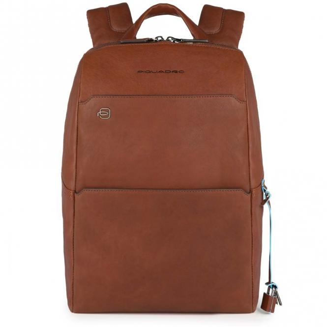 """Laptop-Rucksack 13.3"""" mit Tabletfach cuoio tabacco"""