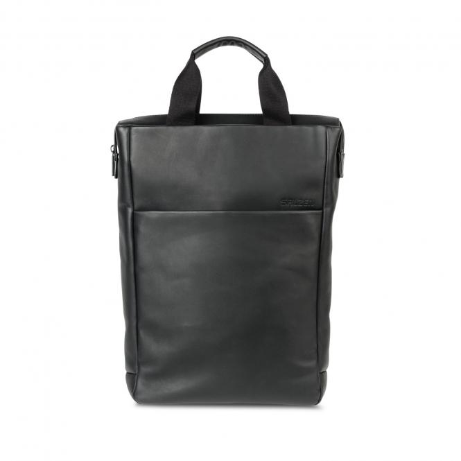 "Freelict Leather 15,6"" Total Black"