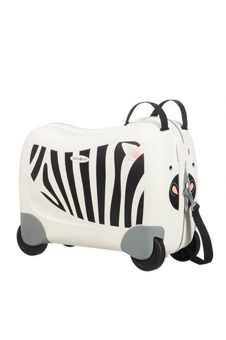 Trolley 4R 50cm Zebra Zeno