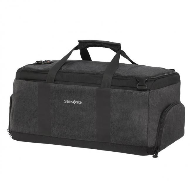 Duffle Backpack Anthrazit