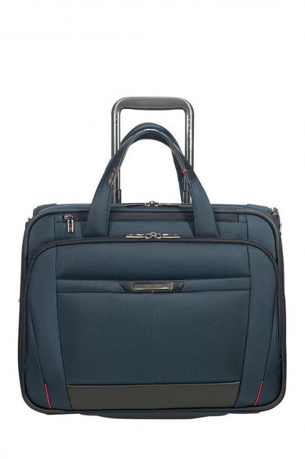 """Rolling Tote mit Laptopfach 15.6"""" Oxford Blue"""