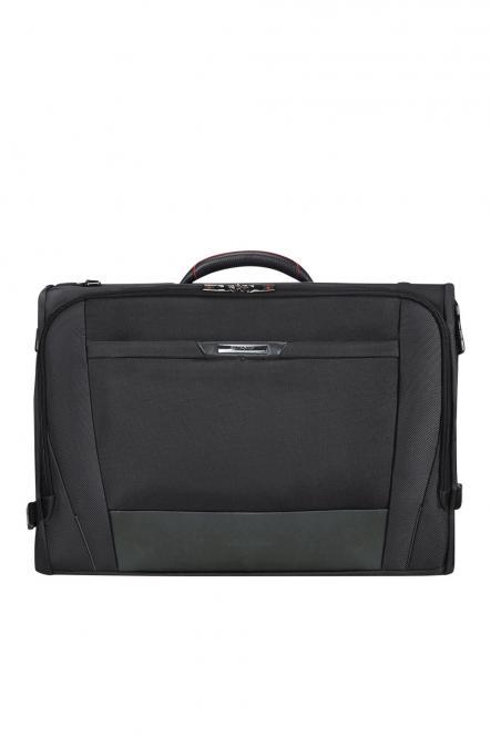 Tri-Fold Garment Bag Black