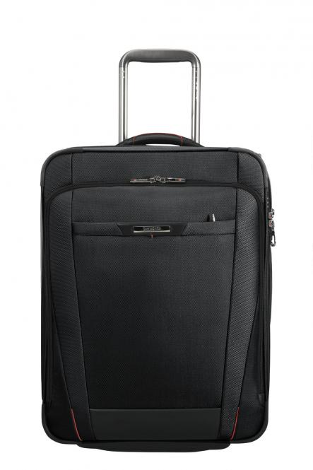 """Trolley 2R 55/20 mit Laptopfach 15.6"""", erweiterbar Black"""