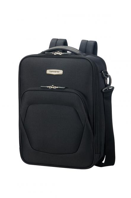 3-Way Laptop Backpack expandable Black