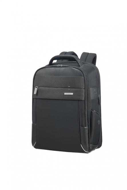 "Laptop Backpack 15.6"" erweiterbar Black"