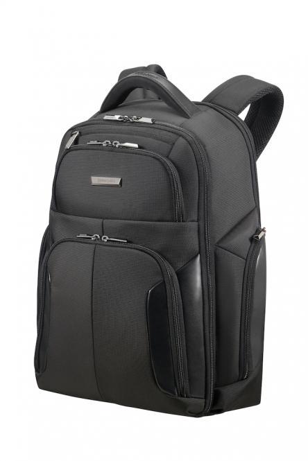 """Laptop Backpack 3V 15.6"""" Black"""