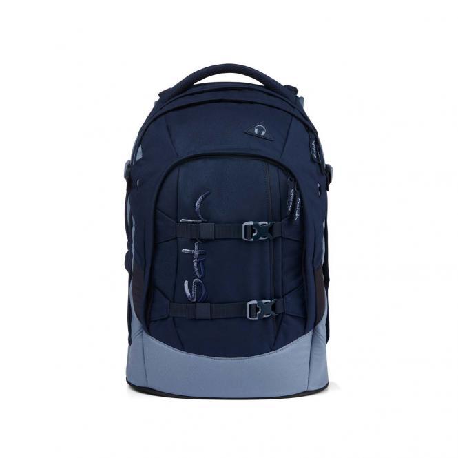 Schulrucksack Solid Edition Solid Blue