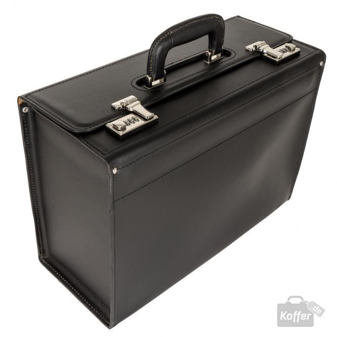 Pilotenkoffer ohne Seitentasche