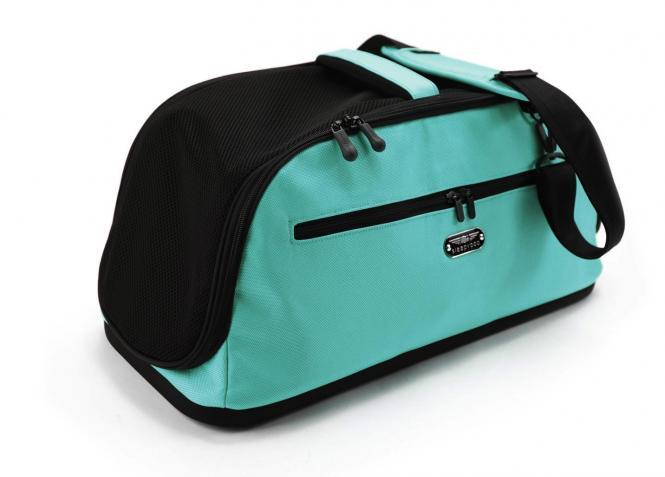 Hundetragetasche Katzentragetasche gemäß IATA Robin Egg Blue