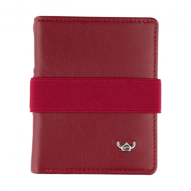 Wallet Polo rot