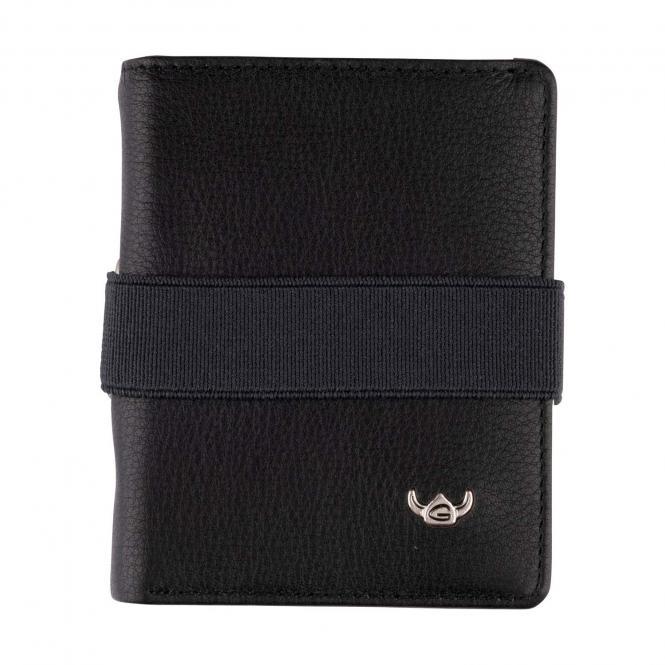 Wallet Polo schwarz