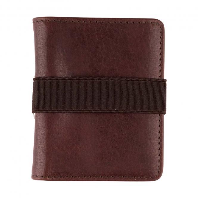 Wallet Roma braun