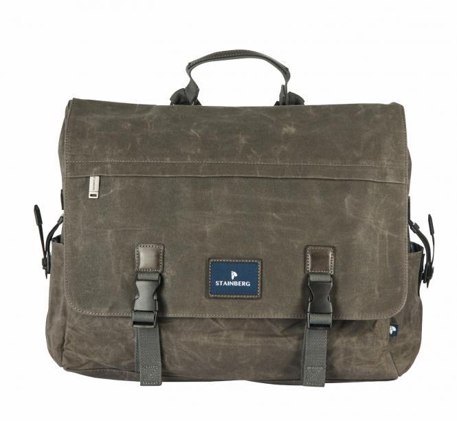 Stainberg Backpack grey