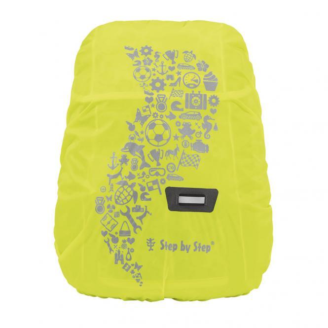 Regen-/Sicherheitshülle für KID Small NeonGelb