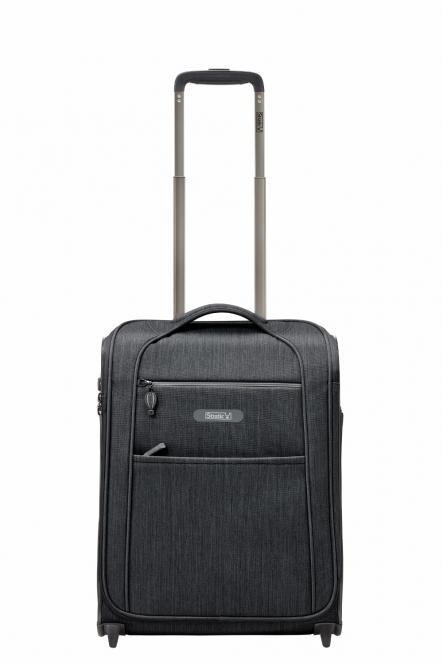 Trolley S 2R 55cm Black