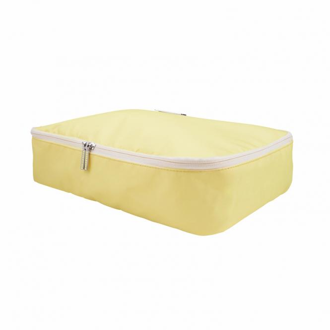 Packing Cube L Mango Cream