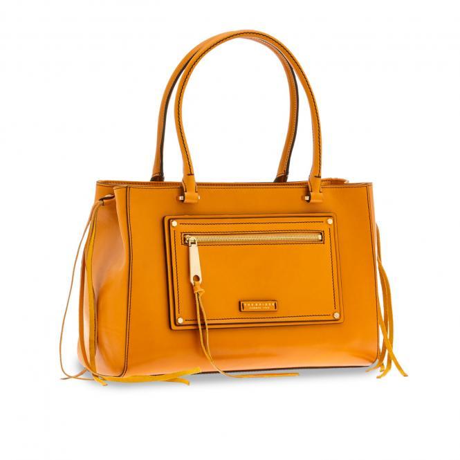 Handtasche Gelb/Gold