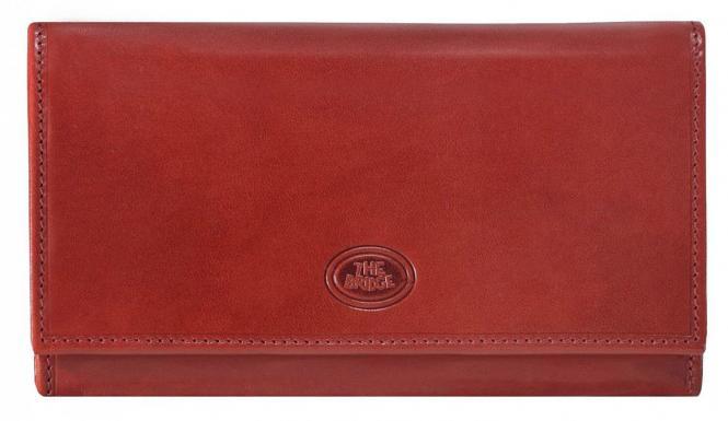 Damenbörse Rosso Ribes