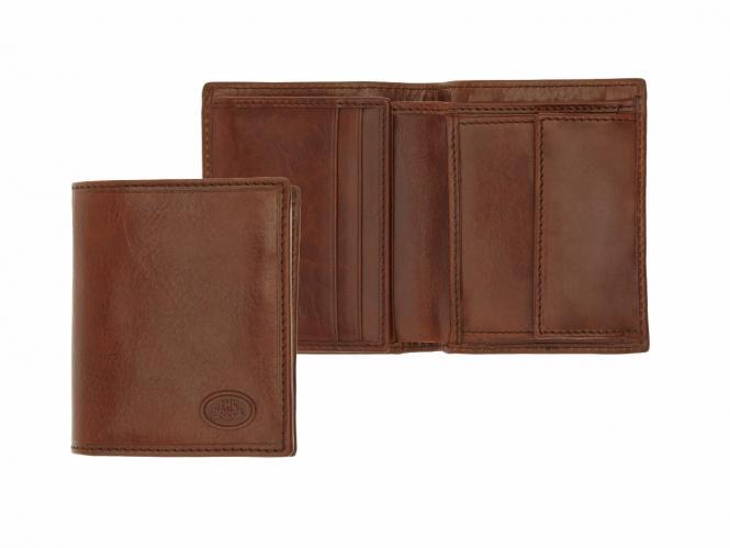 Kreditkartenhülle/Geldbeutel Braun
