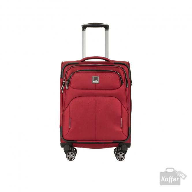 Trolley S 4w red