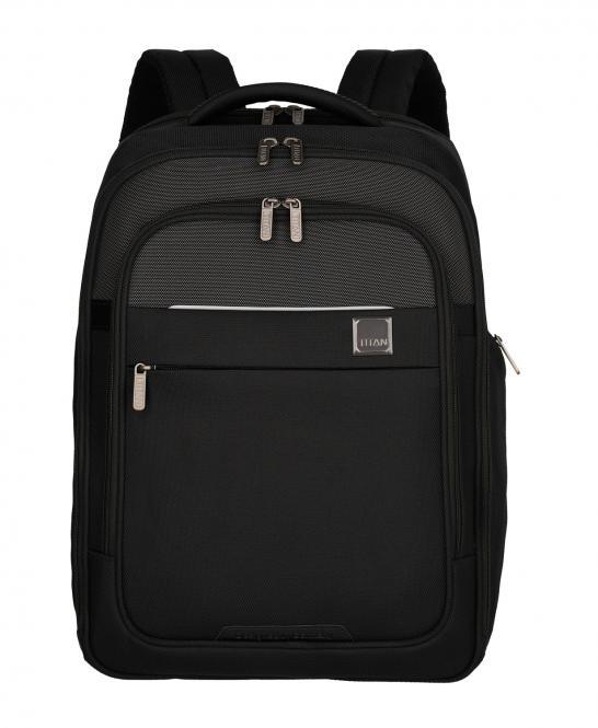 """Laptop-Rucksack 15"""" Black"""