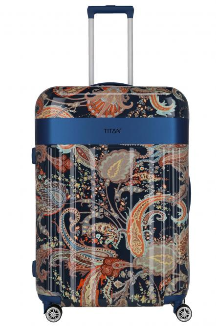 Trolley L *Limited Edition* Paisley blue