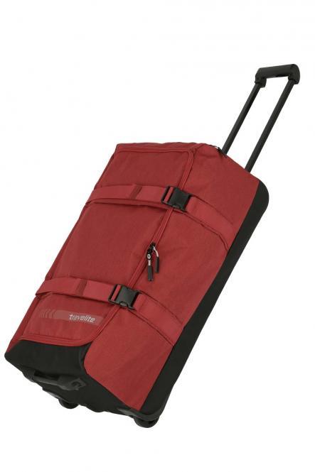 Trolley Freizeittasche L Rot