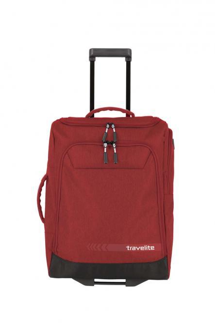 Trolley Freizeittasche S Rot