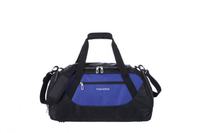 Freizeittasche M blau-schwarz
