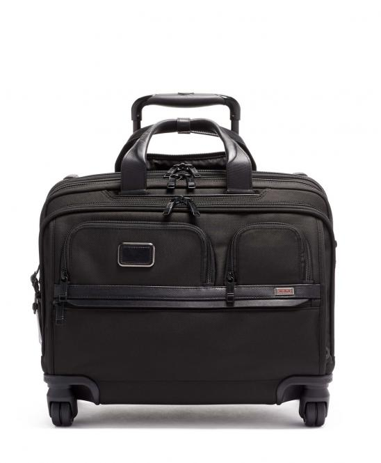 DLX Laptop-Briefcase 4w black