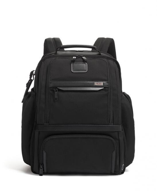 """Kofferrucksack für Reisen 15"""" Black"""